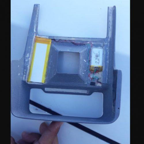 Funcionário encontra fundo falso em caixa eletrônico do Bradesco em Jaicós