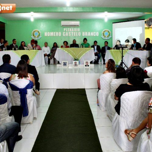 Câmara de Marcolândia realiza sessão comemorativa e entrega Títulos de Cidadania à 19 personalidades; fotos