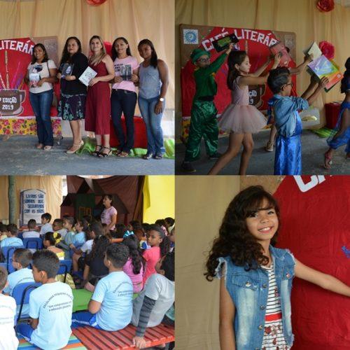 JAICÓS | Escolinha Pequeno Polegar promove 'Café Literário'