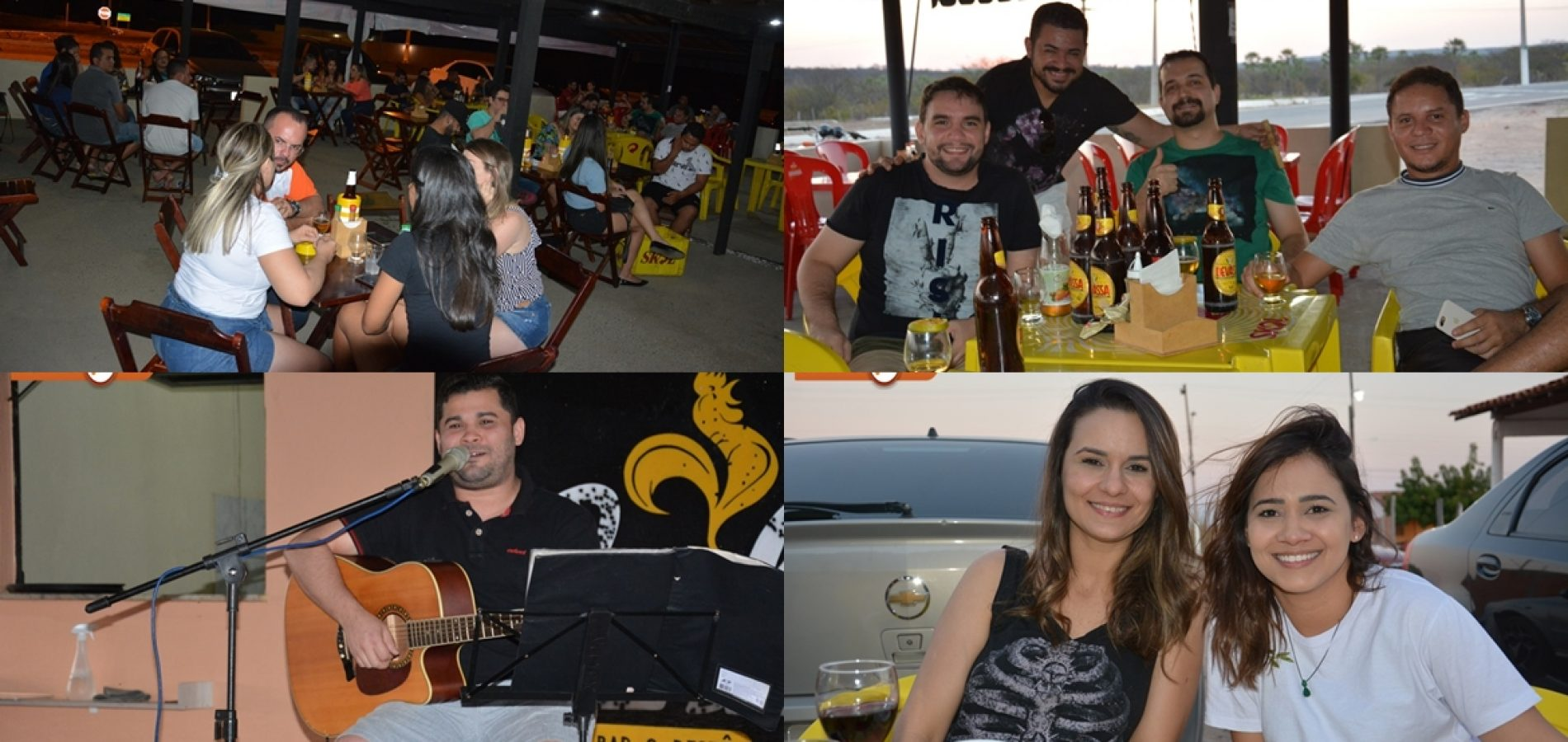 Veja quem curtiu o show de Arthur Júnior neste domingo no Galo Beer Bar & Restô em Jaicós