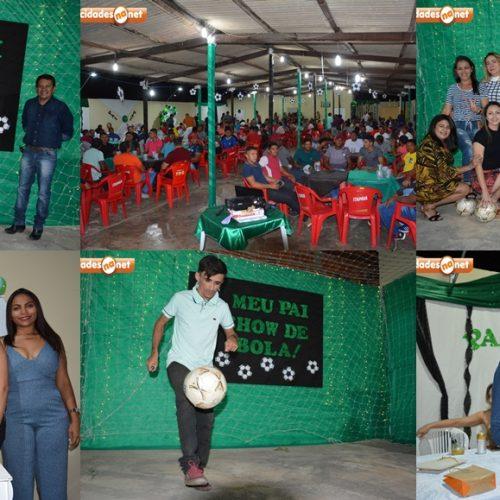 Prefeitura de Campo Grande do Piauí promove grande festa em homenagem aos pais