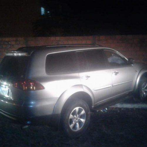 'Flanelinha' rouba carro de luxo e na fuga colide com poste no Piauí