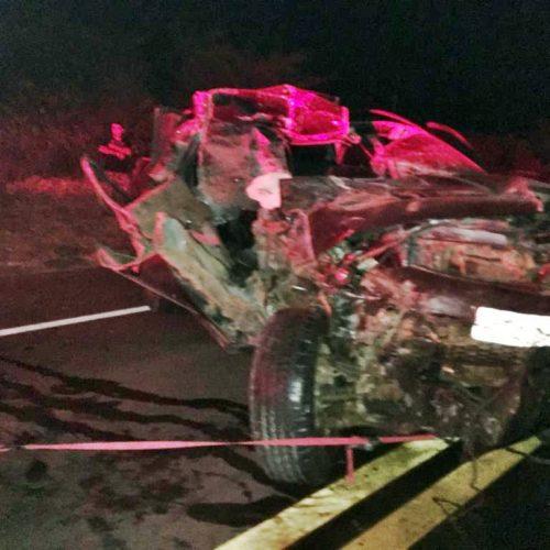 Ex-prefeito de Santa Cruz sofre grave acidente quando seguia para o trabalho em Jaicós