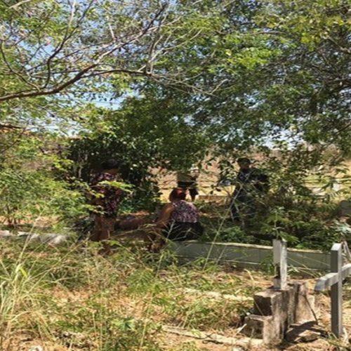 Homem é achado morto dentro de cemitério no Piauí