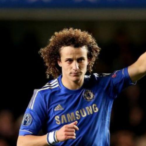 Chelsea recebe R$ 38 milhões por David Luiz