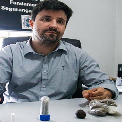 """Preso suspeito de """"vazar"""" no Whatsapp operação contra tráfico de drogas no PI"""