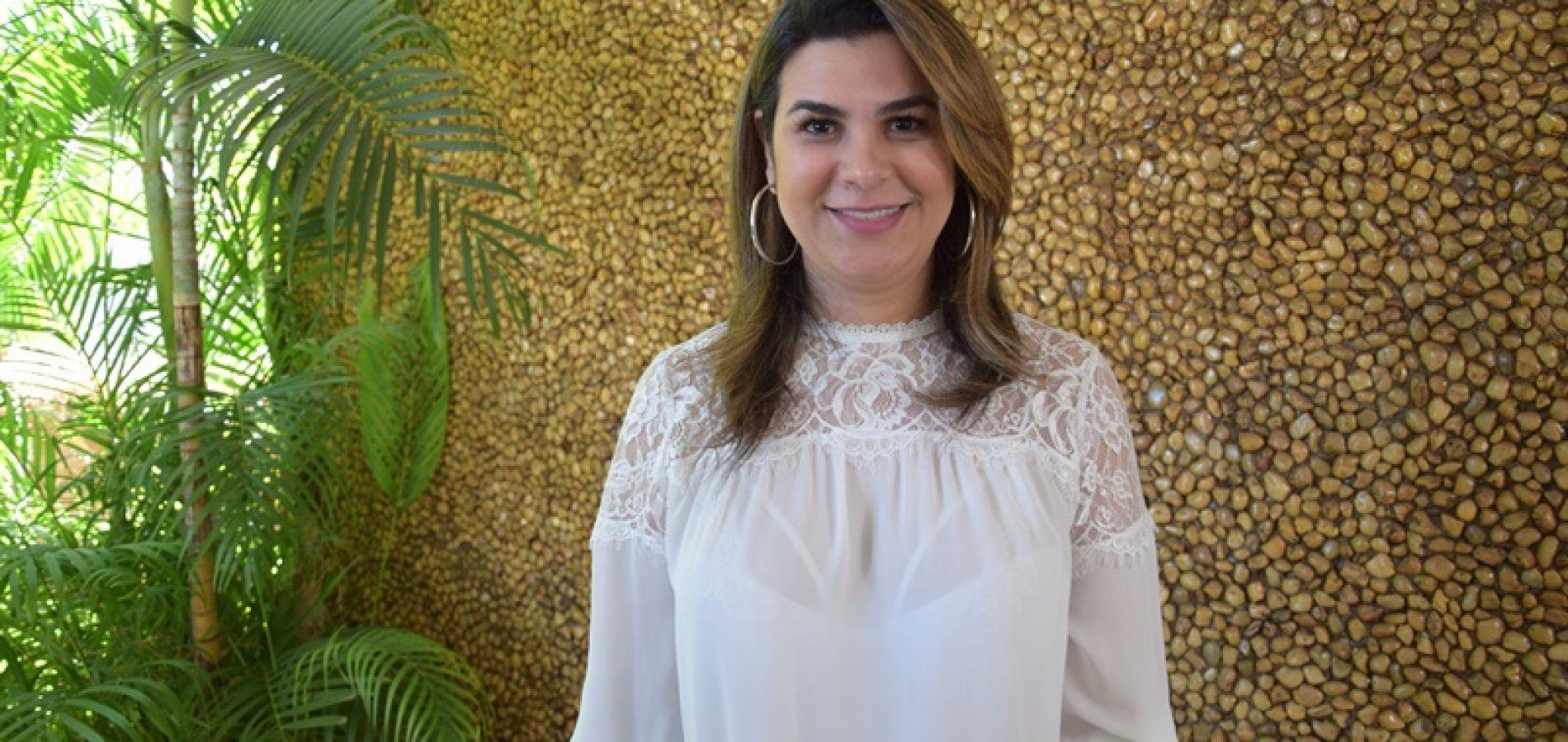 Dep. Federal Marina Santos visita Picos e analisa primeiros meses de gestão