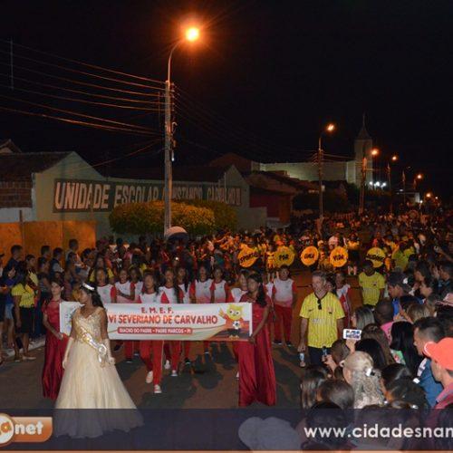 Independência do Brasil será comemorada com desfile em Padre Marcos no dia 06 de setembro; confira