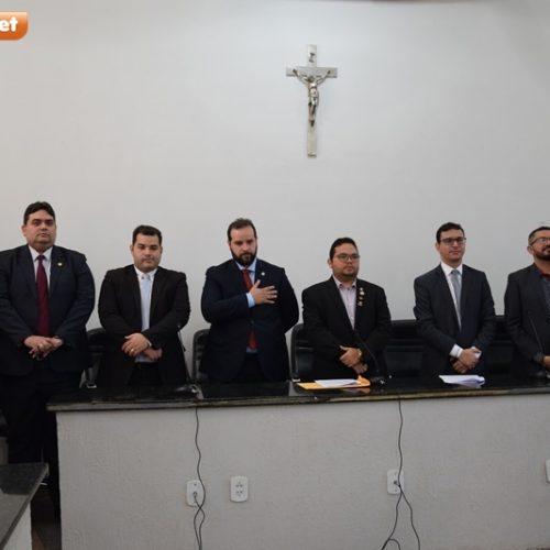 Câmara de Picos realiza sessão solene em homenagem ao Dia das Prerrogativas do Advogado