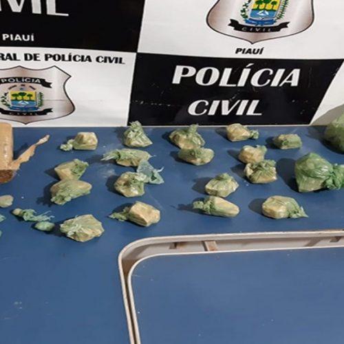 Homem é procurado pela polícia por comandar distribuição de drogas em Monsenhor Hipólito