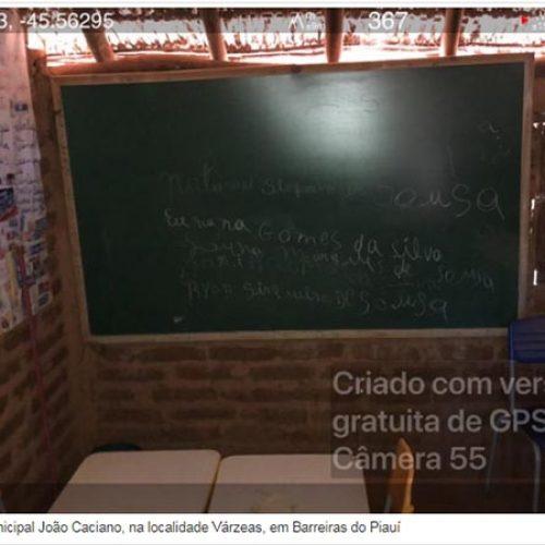 TCE fiscaliza escolas e relatório aponta até falta de água filtrada no Piauí