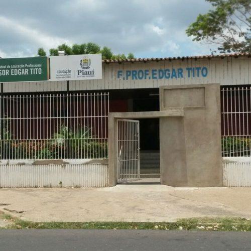 Adolescente invade escola com arma de pressão e é apreendido no Piauí