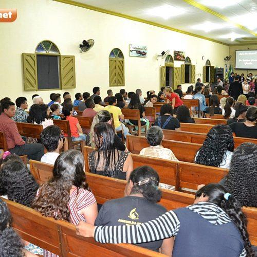 SIMÕES | Pastor Valdinar Santos é empossado na Assembleia de Deus