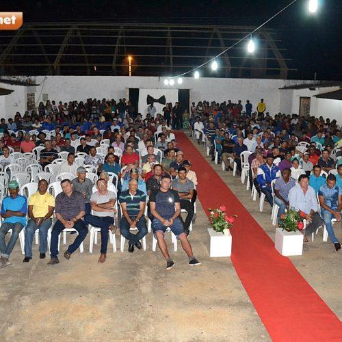 Curral Novo do Piauí presta homenagem aos pais e realiza festa com Zé Armando