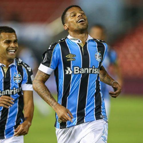 Grêmio derrota Libertad e vai enfrentar o Palmeiras nas quartas da Libertadores