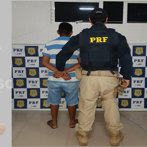 Motorista é preso após tentar subornar policiais na BR 316