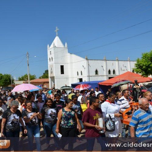 Campo Grande do Piauí se prepara para celebrar seu padroeiro São Benedito. Veja a programação