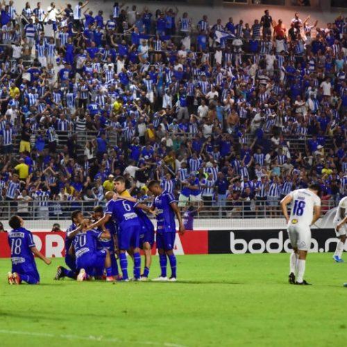 Cruzeiro leva gol no final, empata com o CSA e segue sem vencer fora de casa