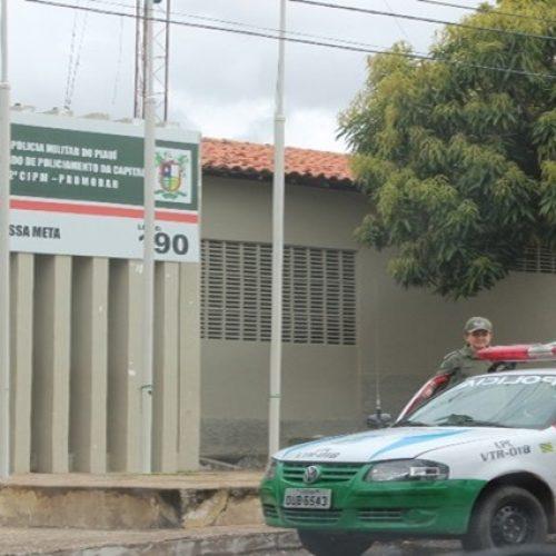 PM é suspeito de balear dono de bar durante discussão no Piauí