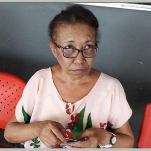 Mulher natural de Jaicós está perdida na Rodoviária de Teresina à procura de parentes