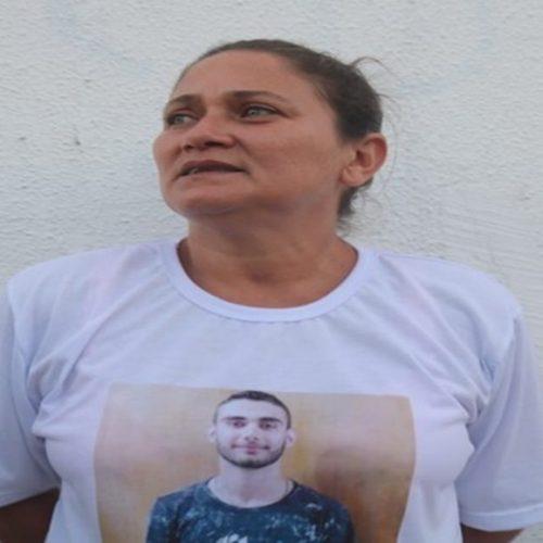 'Só pediu perdão porque foi preso', diz mãe de estudante morto com tiro na cabeça após prisão de suspeito