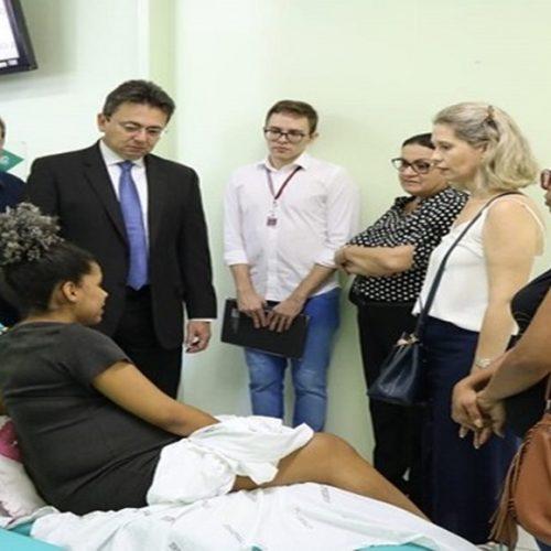 Durante inspeção, MP encontra maternidade sem equipamento para aferir frequência cardíaca de bebês no PI