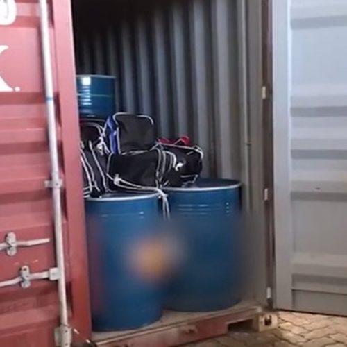 Apicultor diz que carga de mel com 350 kg de cocaína foi lacrada no PI seguindo normas de segurança