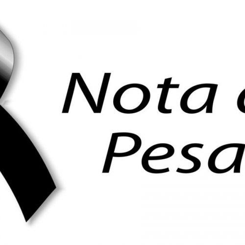 ALAGOINHA│Prefeito Jorismar Rocha emite nota de pesar pela morte de Adosino Francisco Filho