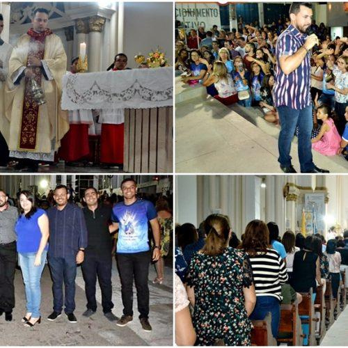 Prefeitura de Picos promove Show Católico na 5º noite de festejos; Veja fotos
