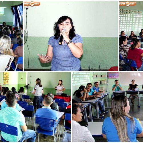 Encontro Pedagógico abre segundo semestre letivo em Santana do Piauí