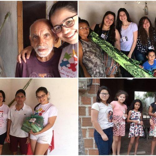 Em Monsenhor Hipólito, grupo de jovens desenvolve 'Projeto Amor ao Próximo'. Saiba como ajudar!