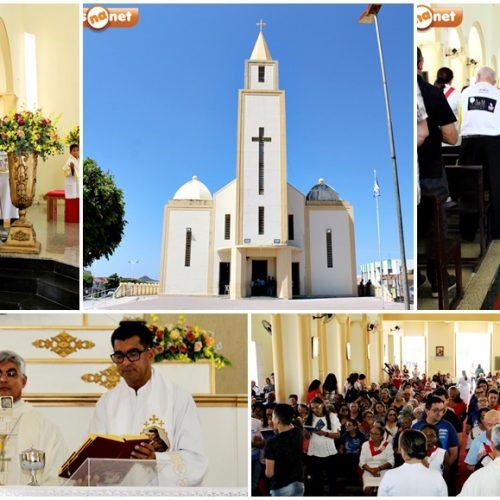 Veja fotos da missa de encerramento do 148º Festejo de Nossa Senhora do Patrocínio em Pio IX