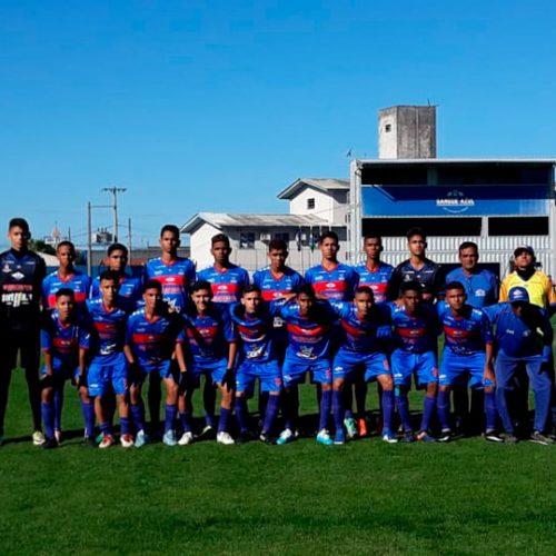 Piauí é goleado pelo Tubarão e eliminado da Copa do Brasil Sub-17