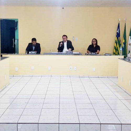 Veja a pauta da sessão desta sexta-feira (27) da Câmara de Belém do Piauí