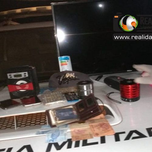 Suspeito de assalto é detido após trocar tiros com a polícia em rodovia no Piauí