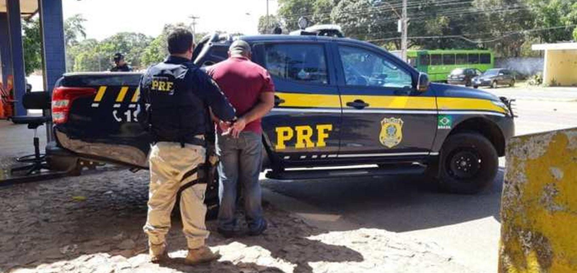 Homem com mandado de prisão em aberto é detido no Piauí