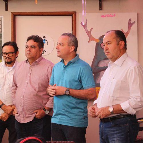 Presidente nacional do PSC cumpre agenda no Piauí