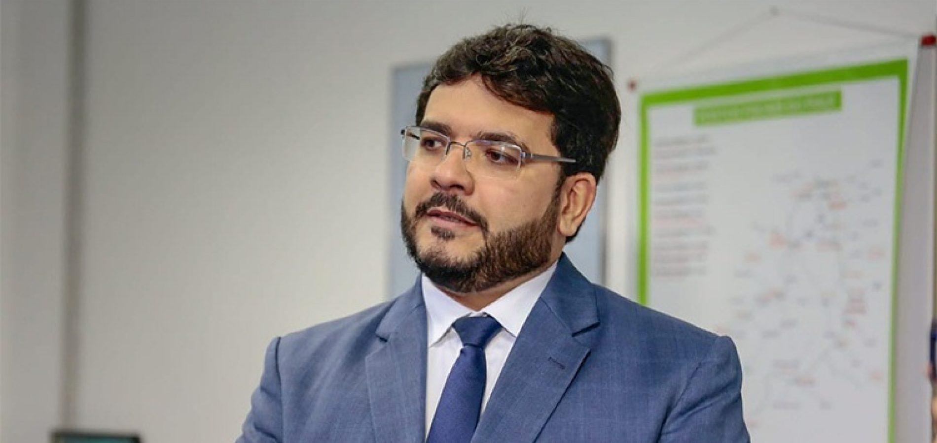 """""""Em 2020, o Piauí terá recorde histórico de investimentos"""", diz Rafael Fonteles"""