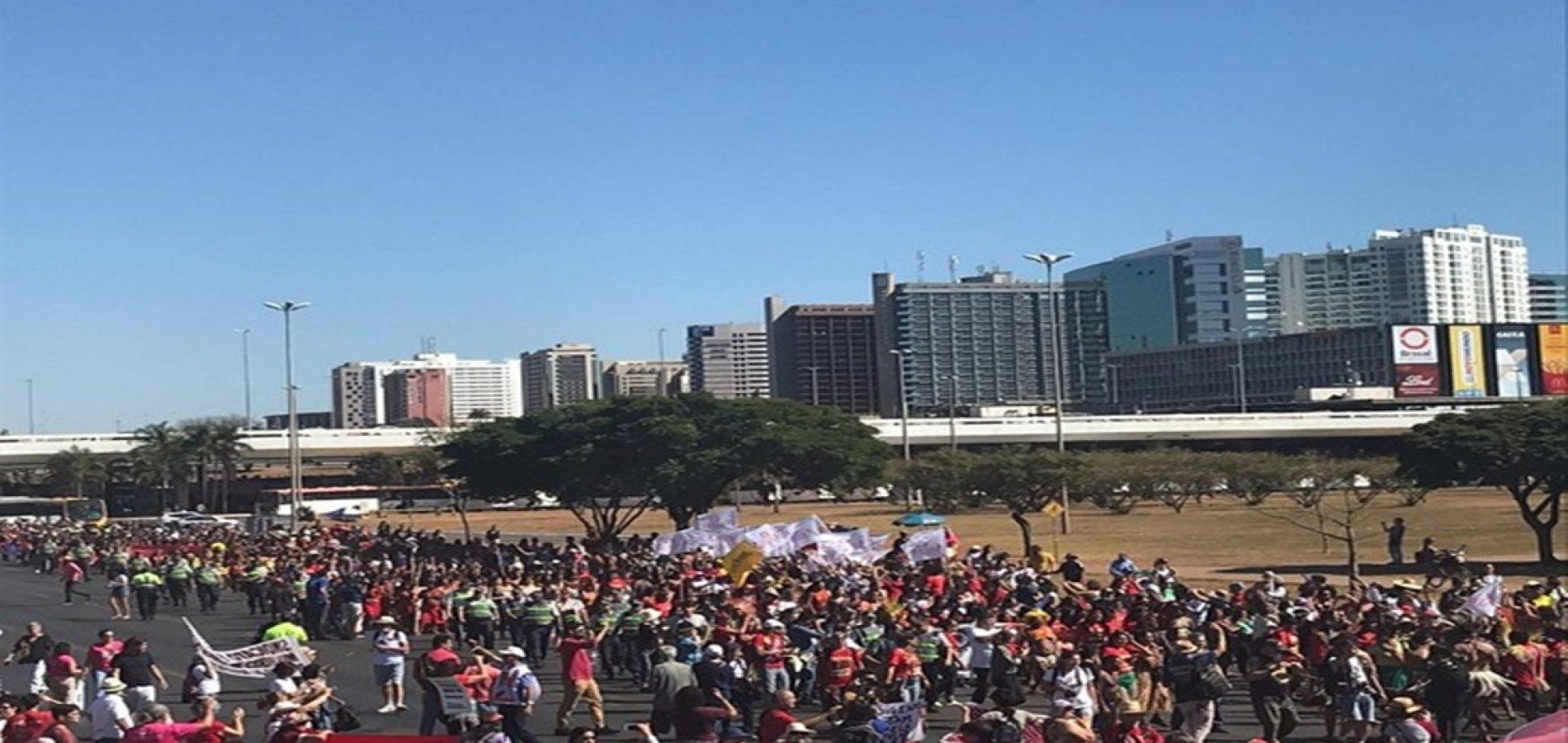 Piauí e demais estados brasileiros têm atos em defesa da educação e contra a reforma da Previdência