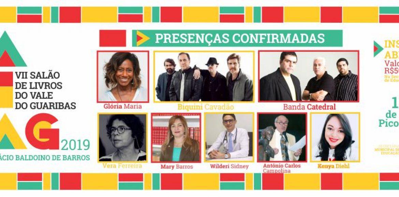 Secretaria de Educação de Picos divulga programação do SaLiVaG 2019