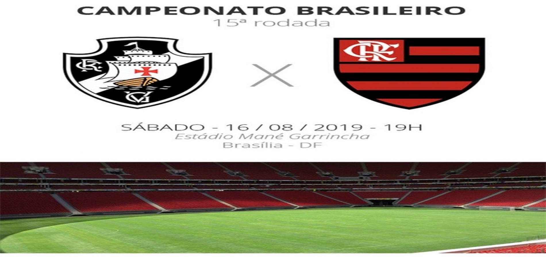 Vasco x Flamengo: tudo que você precisa saber sobre o clássico da rodada