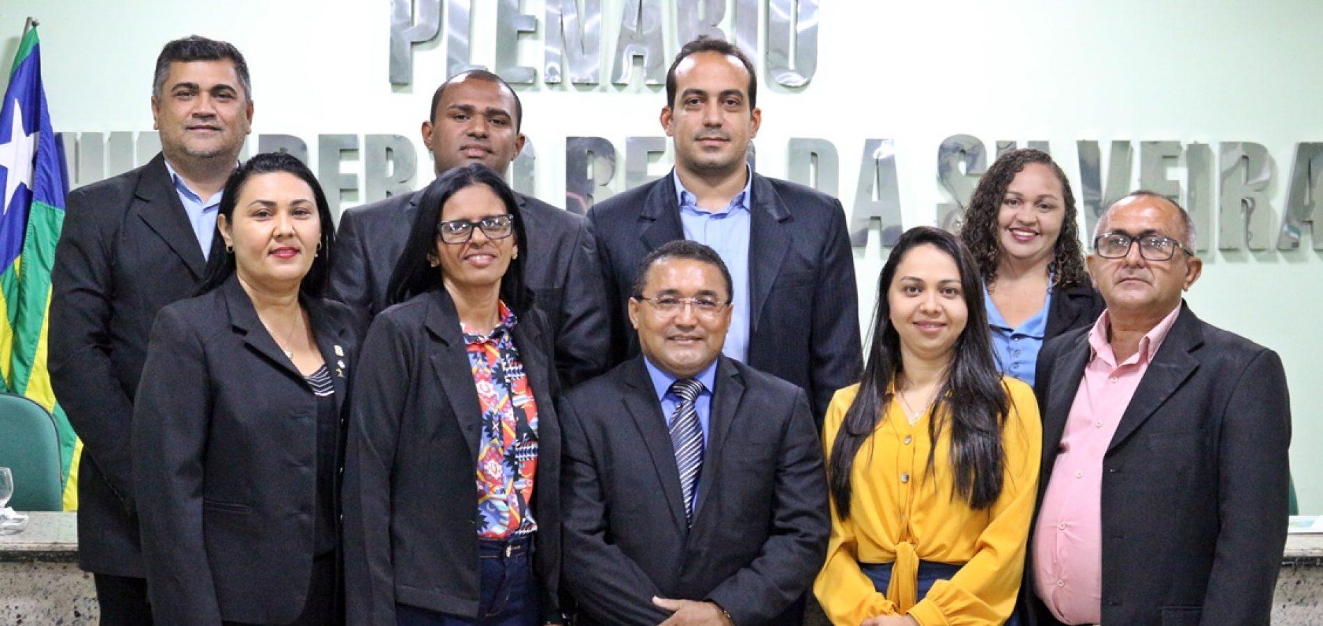 Câmara de Jaicós abre o período legislativo; Executivo apresenta mensagem com balanço e perspectivas