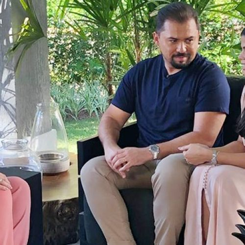 Eliana visita mansão de Xand Avião e fala sobre saída de Solange Almeida