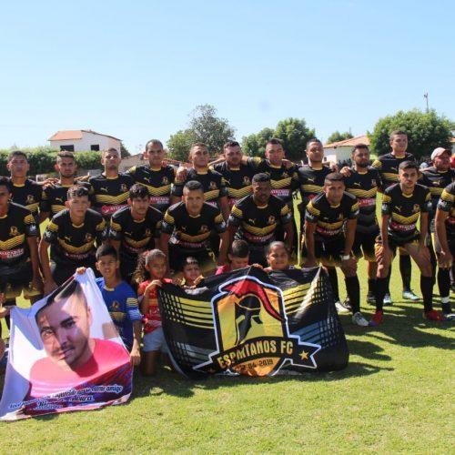 Esportanos vence e conquista o título do Municipal de Futebol em Geminiano