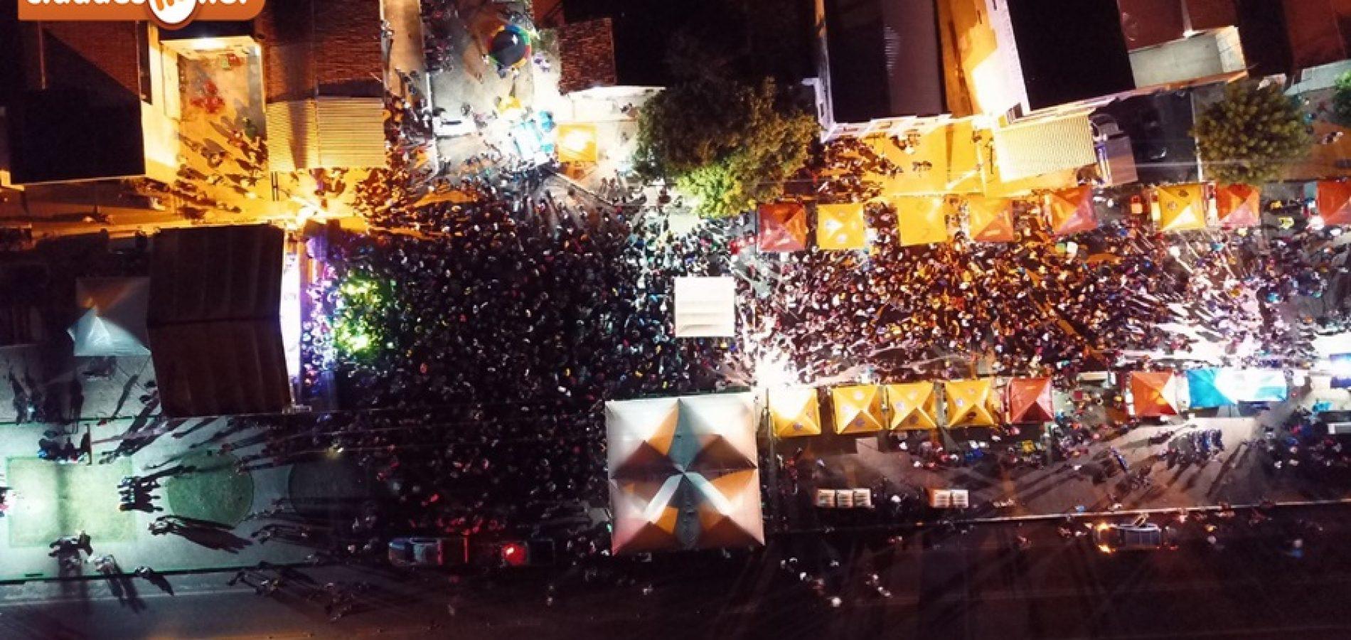FOTOS   Desfile e shows em comemoração ao Dia da Independência em Geminiano