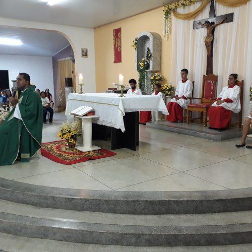 Padre Ferdiran é acolhido em Curral Novo e Caridade do Piauí