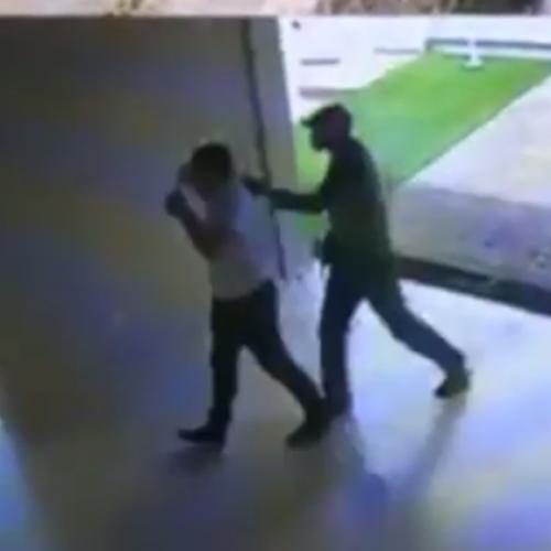 Vídeo: Criminosos invadem casa e rendem família com criança em assalto no Piauí