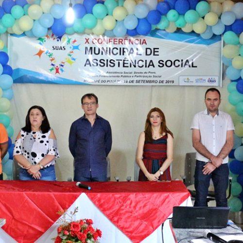 Massapê realiza Conferência de Assistência Social, define propostas e elege delegados para etapa estadual