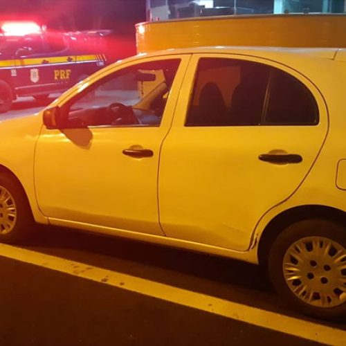 Suspeitos de integrar quadrilha são presos no MA em carro roubado no Piauí