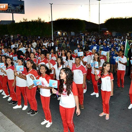 FOTOS   Desfile cívico em Simões – Álbum II